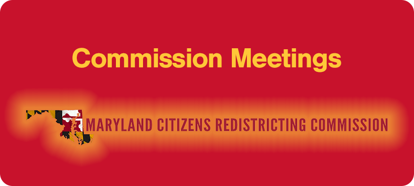 Scheduled Commission Meetings