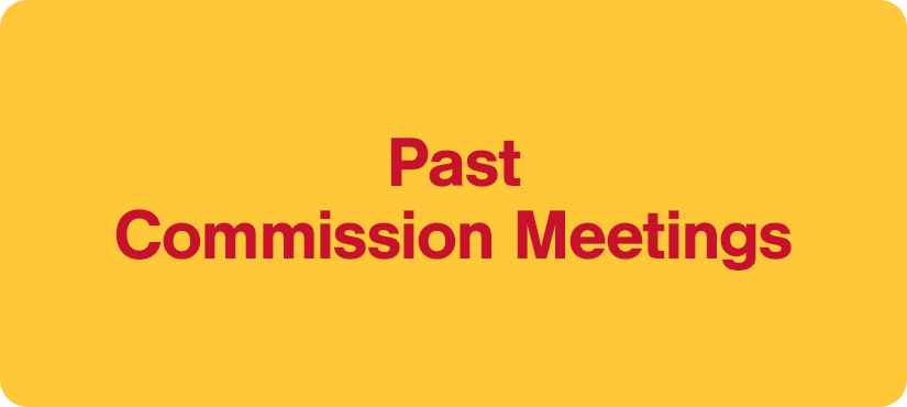 Past Commission Meetings